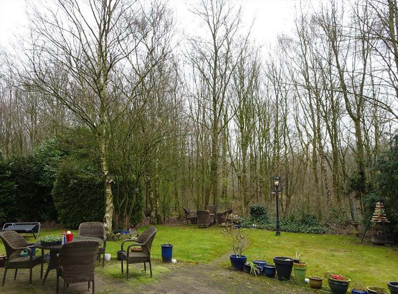 Vakantiehuis te koop Gelderland Wijchen Wighenerhorst 103 Terras/Tuin