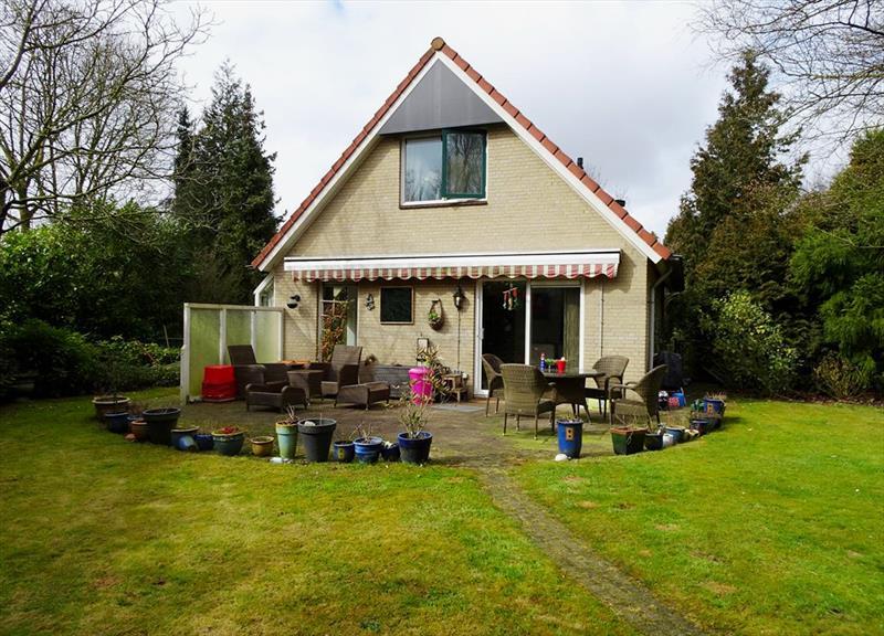 Vakantiehuis te koop Gelderland Wijchen Wighenerhorst 103 Achterzijde